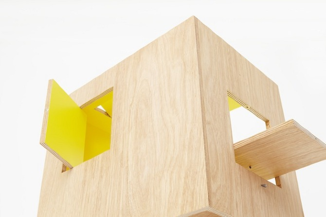 kol 08 photo akihiro ito Koloro desk / Koloro stool by Torafu Architects on thisispaper.com