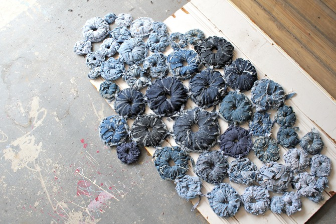 Denim Rug Meagan Bilecky