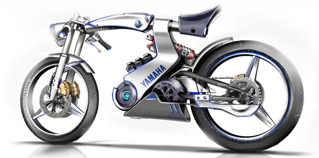 Yamaha electric motorcycle for Yamaha electric motorcycle